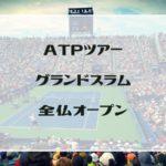 錦織圭】男子テニスATPツアー2020年シーズンの全日程とテレビ放送予定 ...